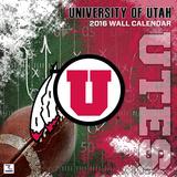 Utah Utes - 2016 Wall Calendar Calendars