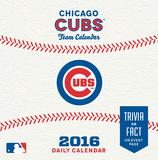 Chicago Cubs - 2016 Boxed Calendar Calendars