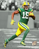 Randall Cobb 2014 Spotlight Action Photo