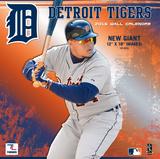 Detroit Tigers - 2016 Wall Calendar Calendars