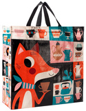 Foxy Shopper Bag Tote Bag