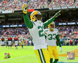 Damarious Randall 2015 Action Photo