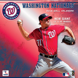 Washington Nationals - 2016 Wall Calendar Calendars
