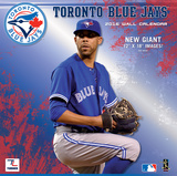 Toronto Blue Jays - 2016 Wall Calendar Calendars