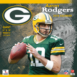 Green Bay Packers Aaron Rodgers - 2016 Wall Calendar Calendars