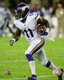 Mike Wallace 2015 Action Photo