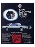 1980 Ford Fairmont Futuraturbo Posters
