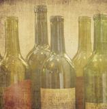 Wine Vignette I Poster by Eric Elliott