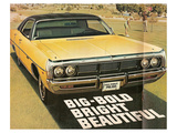 1969 Dodge Polara Gator Top Posters