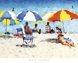 Heatwave Posters by Glenn Tunstull