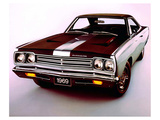 1969 Plymouth Roadrunner Prints