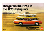 1973 Dodge Charger Stylingrace Print