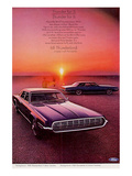 1968 Thunderbird for 5 or 6 Posters