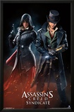 Assassins Creed Syndicate - Evie And Jacob Prints