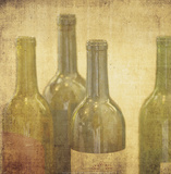 Wine Vignette IV Prints by Eric Elliott