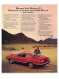 1974 Mustang II Best News Prints
