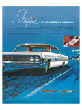 1962 GM Oldsmobile Starfire Art