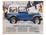 1982 Jeep Renegade - a Legend Prints