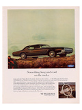 1967 Thunderbird - Long & Cool Prints