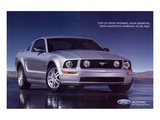 2005 Mustang - Your Untamed Prints