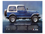1980 Jeep Renegade - a Legend Prints