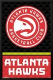 Atlanta Hawks - Logo 2015 Posters