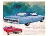 1970 Mercury - Marauder X-100 Print