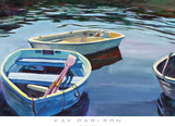 Boat of Myself Prints by Kay Carlson