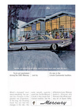 1965 Mercury - Act Nonchalant Prints