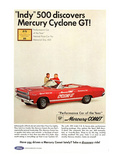 1966 Mercury - Cyclone GT Indy Art