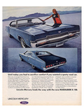 1969 Mercury-Marauder Road Car Posters