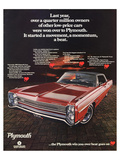 1968Plymouth Fury-Beat Goes On Prints