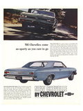 1966 GM Chevrolet Chevelles Prints