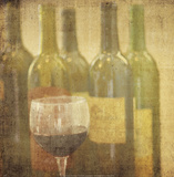 Wine Vignette II Prints by Eric Elliott