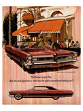 1965 GM Pontiac-Wide Tracks Print