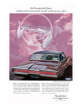 1966 Thunderbird Speed Control Prints