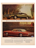 1967 Thunderbird - Set Trends Prints