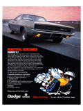 1968 Dodge Charger Rt Poster