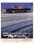 1963 Mercury - Marauder Posters