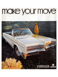 1968 Chrysler - Make Your Move Posters