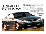1994 Mustang - Enthusiasm Affiches