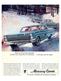 1965 Mercury Comets Fairbanks Art