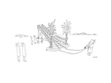 Cartoon Giclee Print by Saul Steinberg