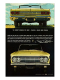 1964 Mercury - Comet Caliente Prints