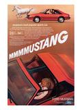 1981 Mmmmustang - Most Popular Art