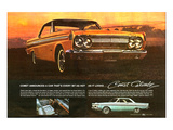 1964 Mercury-Come Caliente Hot Posters