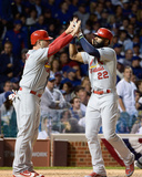 Division Series - St Louis Cardinals v Chicago Cubs - Game Three Photo by David Banks