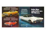 1971 Mercury - Better Ideas Prints