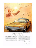 1966 Thunderbird Stereo Tape Posters