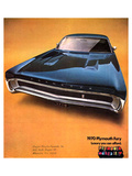 1970 Plymouth Fury - Luxury… Art